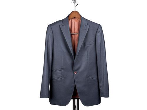 オーダースーツのジャケットの形を選ぶ