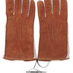 MAZZOLENI-387-66 レザー手袋