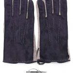 MAZZOLENI-387-71 レザー手袋