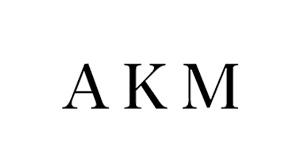 AKM(エイケイエム) 国内正規取扱店