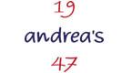 19 andrea's 47 (アンドレアズ ディチャノーヴェ クアランタセッテ)